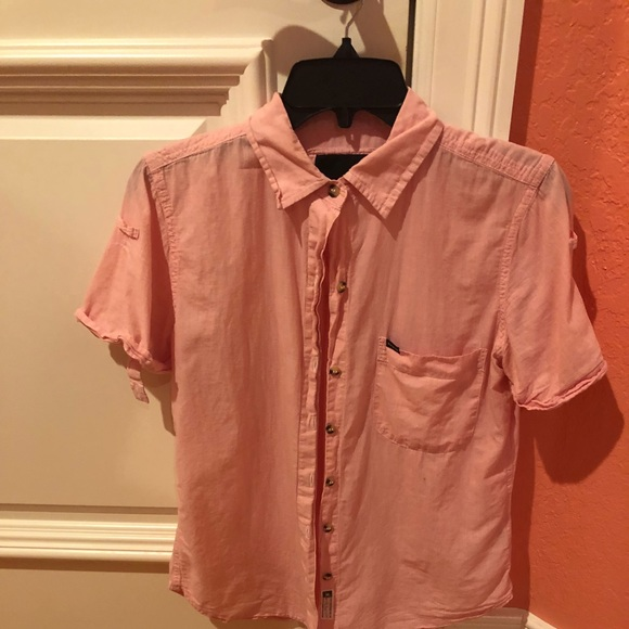 Hurley Tops - Hurley Women's Small Button down (fits  like m)